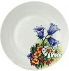"""Набор 6 подставных тарелок """"Колокольчики"""" Ø26.5см"""