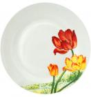 """Набір 6 підставних тарілок """"Тюльпан"""" Ø26.5см"""