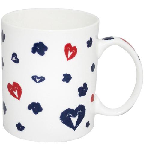 "Кружка ""Happy Heart"" 350мл, керамика"