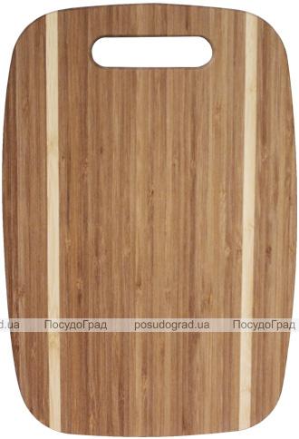 "Дошка обробна ""Bamboo"" 30х20см, бамбукова"