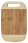 """Доска разделочная """"ECO Bamboo"""" 25х15см, бамбуковая"""