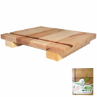 Доска для суши Board for Fish 20х25см