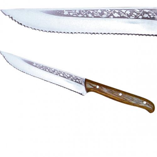 "Нож ""Спутник"" 15.5см для хлеба"