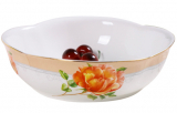"""Салатник """"Китайская Роза"""" Ø22см (миска для ягод и фруктов)"""