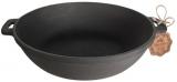"""Сковорода-жаровня чавунна """"Наша Майстерня"""" Ø20см з двома литими ручками"""