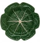 Набор 2 сервировочных блюда Bordallo Pinheiro Cabbage Ø30.5см