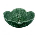 Набор 4 салатника Bordallo Pinheiro Cabbage 500мл Зеленый