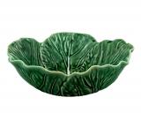 Набір 2 салатника Bordallo Pinheiro Cabbage 800мл Зелений