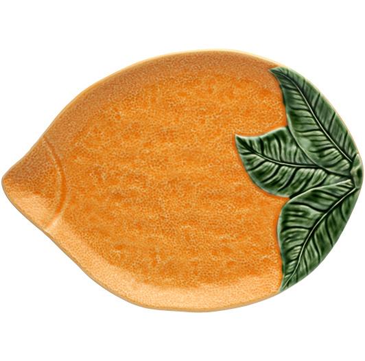 Набор 2 сервировочных блюда Bordallo Pinheiro Orange 31х22.5см
