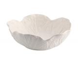 Набір 4 салатника Bordallo Pinheiro Cabbage 500мл Бежевий