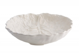 Набір 2 салатника Bordallo Pinheiro Cabbage 1300мл Бежевий
