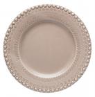 Набір 4 столових тарілки Bordallo Pinheiro Fantasia Ø29см Бежеві