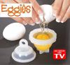 Набор Eggies для варки яиц пашот 6 штук