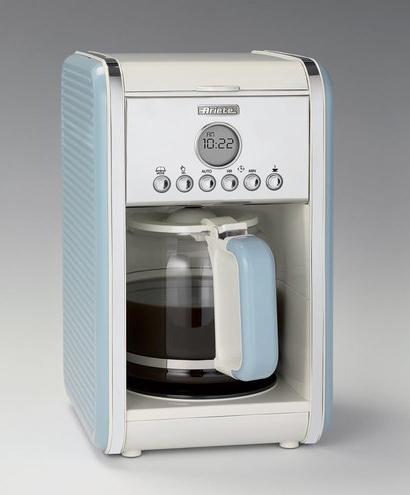 Кофеварка капельная (фильтрационная) Ariete 1342 BL Vintage