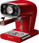Кофеварка Эспрессо с функцией капучинатора Ariete 1388 RED Retro