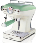 Кофеварка Эспрессо с функцией капучинатора Ariete 1389 GR Vintage