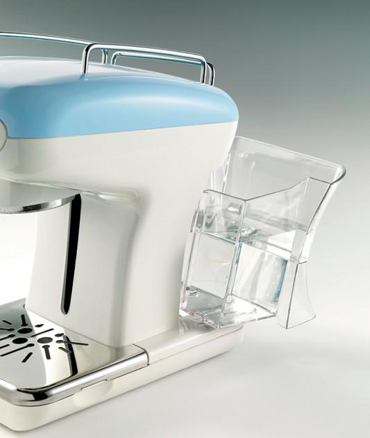 Кофеварка Эспрессо с функцией капучинатора Ariete 1389 BL Vintage