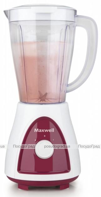 Блендер стационарный Maxwell MW-1171 Burgundy