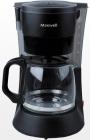 Кофеварка капельная (фильтрационная) Maxwell MW-1650 Black