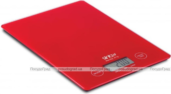 Кухонные весы SINBO SKS-4519 до 5кг, электронные