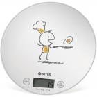 Кухонные электронные весы VITEK VT-8018 до 5кг
