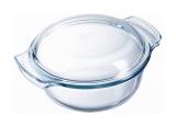 Кастрюля Pyrex Classic Easy Grip 1л, жаропрочное стекло