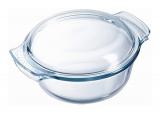 Кастрюля Pyrex Classic Easy Grip 1.5л, жаропрочное стекло