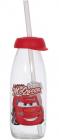 Бутылка детская с трубочкой Herevin Disney Cars 250мл