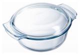 Кастрюля Pyrex Classic Easy Grip 2.5л, жаропрочное стекло