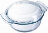 Кастрюля Pyrex Classic Easy Grip 3.5л, жаропрочное стекло