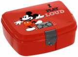 Ланч-бокс Herevin Disney Mickey Mouse 17х12х7см пластик