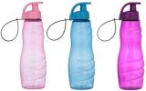 Бутылка спортивная Herevin Tiger Mix 750мл с петлей для переноса