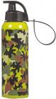 Бутылка спортивная Herevin Camouflage 750мл с петлей для переноса