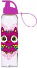 Бутылка спортивная Herevin Owl 750мл с петлей для переноса