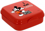 Ланч-бокс Herevin Disney Mickey Mouse 15х15х5см пластик