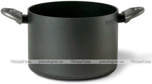 Кастрюля TVS Platino 5.8л с антипригарным покрытием, высокая