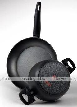 Сковорода-вок TVS Preziosa Induction Ø28см з антипригарним покриттям