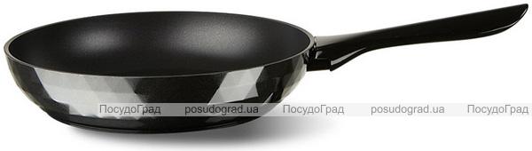 Сковорода TVS Deco Ø28см эмалированный алюминий с антипригарным покрытием