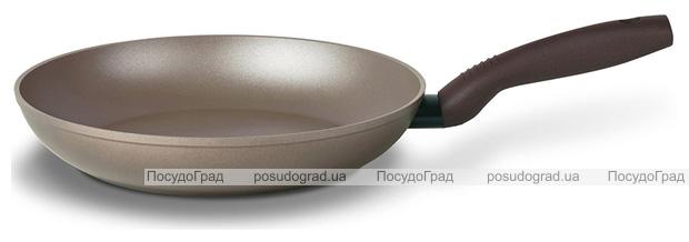 Сковорода TVS Gustosa Ø28см с антипригарным покрытием Plus TEK