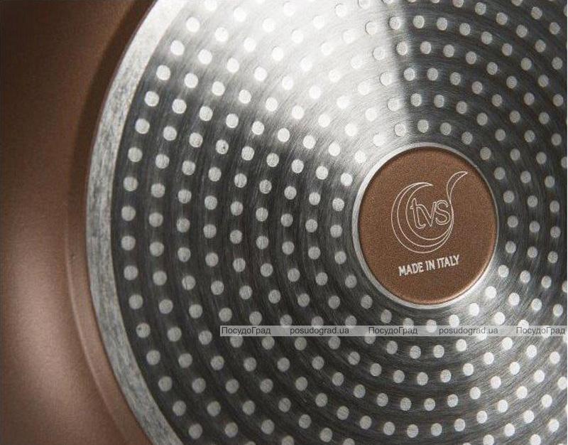Сотейник TVS Electra Induction 24см с антипригарным покрытием