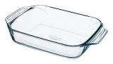 Форма для выпечки Pyrex Irresistible 31х20х6см прямоугольная с ручками