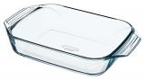 Форма для выпечки Pyrex Irresistible 35х23х6см прямоугольная, жаропрочное стекло