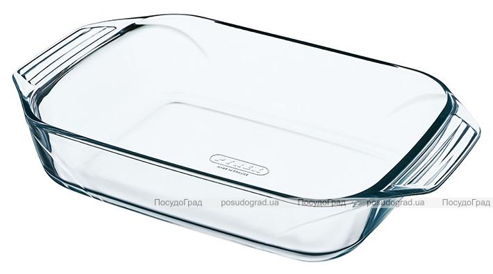 Форма для выпечки Pyrex Irresistible 35х23х6см, жаропрочное стекло