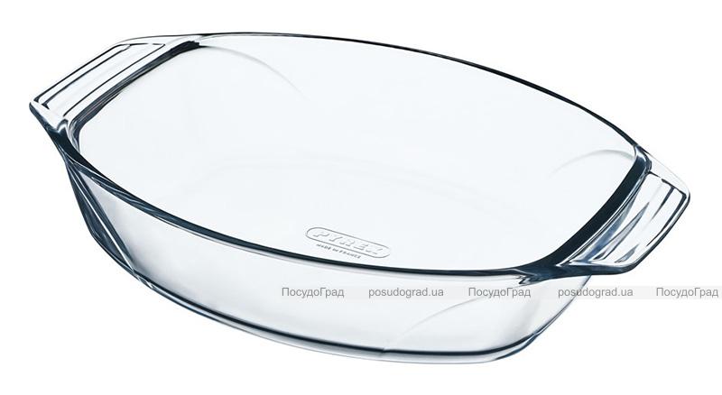 Форма для выпечки Pyrex Irresistible 30х21х7см овальная, жаропрочное стекло