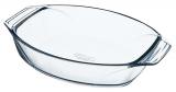 Форма для випічки Pyrex Irresistible 35х24х6см овальна, жароміцне скло