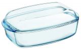 Форма для випічки Pyrex Essentials (гусятниця) 32.6х19.7см, жароміцне скло