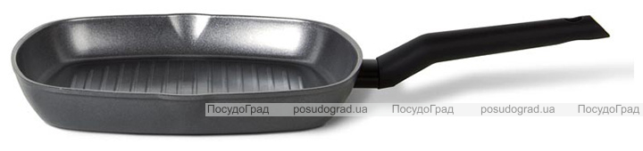 Сковорода-гриль TVS Origin 28х28см с антипригарным покрытием EXP