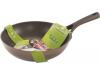 Сковорода-вок PYREX Gusto+ Ø28см с антипригарным покрытием