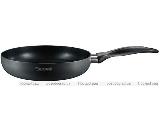 Сковорода Rondell Weller Ø24см из анодированного алюминия
