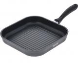 Сковорода-гриль Rondell Zeita Ø28x28см с антипригарным покрытием TriTitan®